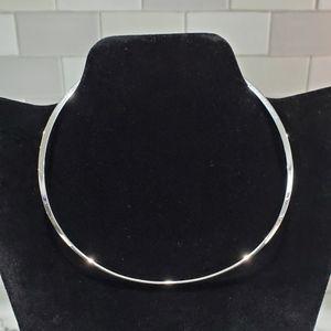 "18"" Omega Necklace"